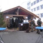 Pelzfellmarkt in Mörel VS 2009